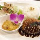 【鹿屋市】「Kitchen  Safuran」で愛情いっぱいランチを満喫!