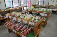 とまつり農産物直売所