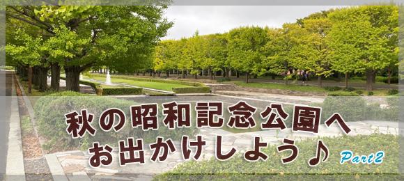 「国営 昭和記念公園」2019年秋のイベント特集