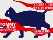 【開店】「トミージーンズ」初の路面店が10/9、原宿のキャットストリートにオープン!