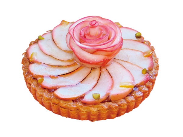MONTE ROSA(横浜モンテローザ) 開港レシピのアップルパイ