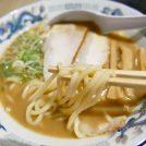 煮干しの味が濃い!津軽「長尾中華そば」が名古屋驛麺通りに登場