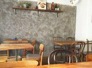 久我山の愛されカフェ『ハナイグチ』のヘルシーランチ