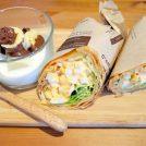 SNS映えしない⁉︎ 吹田「シュリーカフェ」のおいしさのみ追求したクレープを食べてみた♪