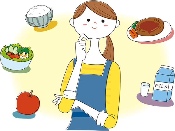 今日から始めませんか? 生活習慣病を防ぐ食生活