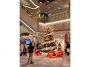うれしい、楽しい! ノースポート・モールの「のすぽクリスマス」