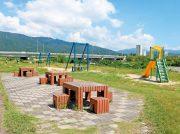 親子でGO!  近場の公園ガイド for キッズ ファミリー 〜重信川を眺めながらのんびりできる公園〜