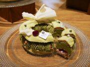 予約受付中! ハイアットリージェンシー大阪のクリスマスケーキお披露目会に行ってきました