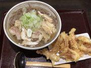 安くて激うま‼️仙台で山形名物冷たい肉そば&ゲソ天を食べるなら「藤七」