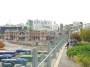 プチぜいたくソウル旅。ソウル都心部を空中散歩♪南大門市場からソウル駅に続く歩道橋「ソウルロ7017」