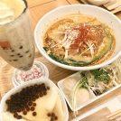 銀座の中心で絶品タピオカと本格台湾カフェランチが味わえる『春水堂』