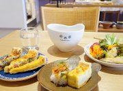 作家の器で食べる砂糖不使用無添加レストラン「作家story」のランチバイキング@本山