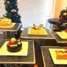 シェラトン・グランデ・トーキョーベイ・ホテルのクリスマスケーキ試食会レポ