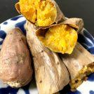 【センター南】スイートポテトのような焼き芋を!@地湧庵農園横浜営業所