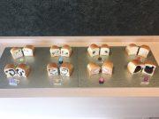 ミニ食パンで8種類の味が楽しめる♪大阪「高級食パン専門店 エイト」