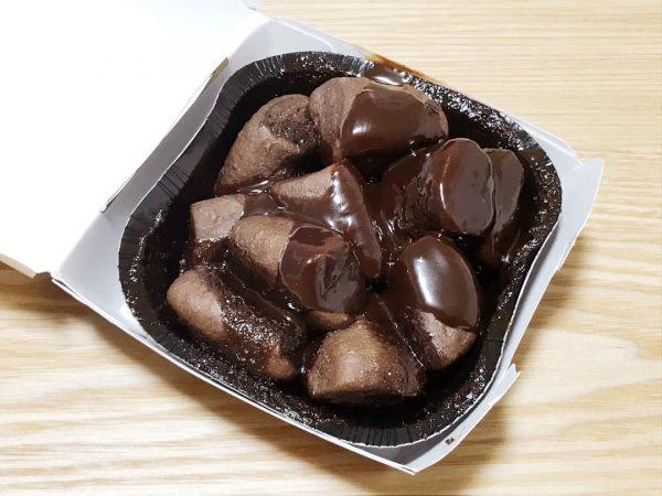 ダブル チョコ メルツ と は