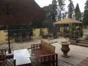 一軒家邸宅カフェレストラン・季美の森「ドッピエッタ」で優雅にランチ@東金市