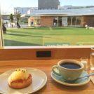 オススメ!ららぽーとの素敵カフェの窓際カウンター席@立川