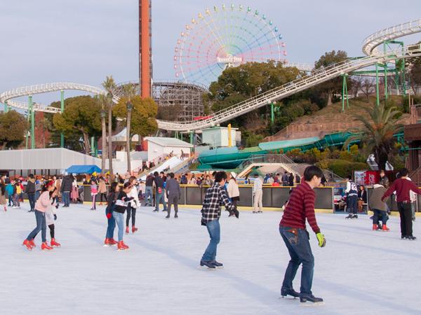 プレゼントあり! 大阪・兵庫のアイススケート場13選