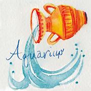 水瓶座aquarius