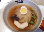 冷麺はぴょんぴょん舎!仙台で盛岡冷麺を楽しむ。