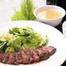 ジュワッと広がる深い肉のうま味に悶絶「ステーキハウス仙」