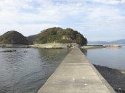 【大島】海辺の散歩でゆる~く流れる時間@愛媛八幡浜