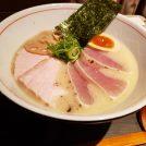 魚介白湯専門のラーメン店!濃厚なのに後味さっぱり♪阿倍野「麺と心 7(セブン)」