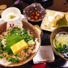 【宇都宮】サックサクの天ぷらと美味しい魚料理のお店「てん」