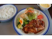 ほっと一息つける町の洋食屋さん『ストロベリーキャンドル』@松山