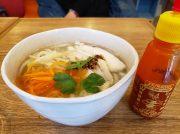 フォーの種類が充実!シンガポール料理の可愛いカフェ、大阪・天満橋「カフェ サザンマーケット」