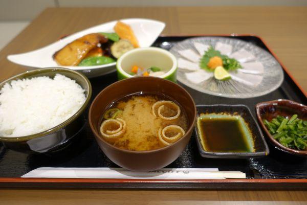 富山 ぶり 定食