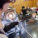 週末どこにいく?「札幌市北区」で吹きガラス体験ができる硝子工房