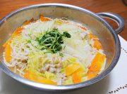 リビング発!旬の一品「vol.17 白菜と豚肉のミルフィーユ鍋」