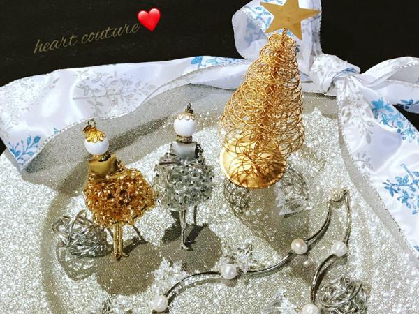 SHUFU-1メンバーのクリスマスデコレーション