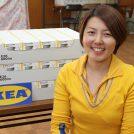 「IKEA港北」が高齢者世帯にLED電球をプレゼント