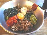 ≪大曽根≫5種類のおかず食べ放題!お値打ち韓国料理ランチ「THE POT BELLY」