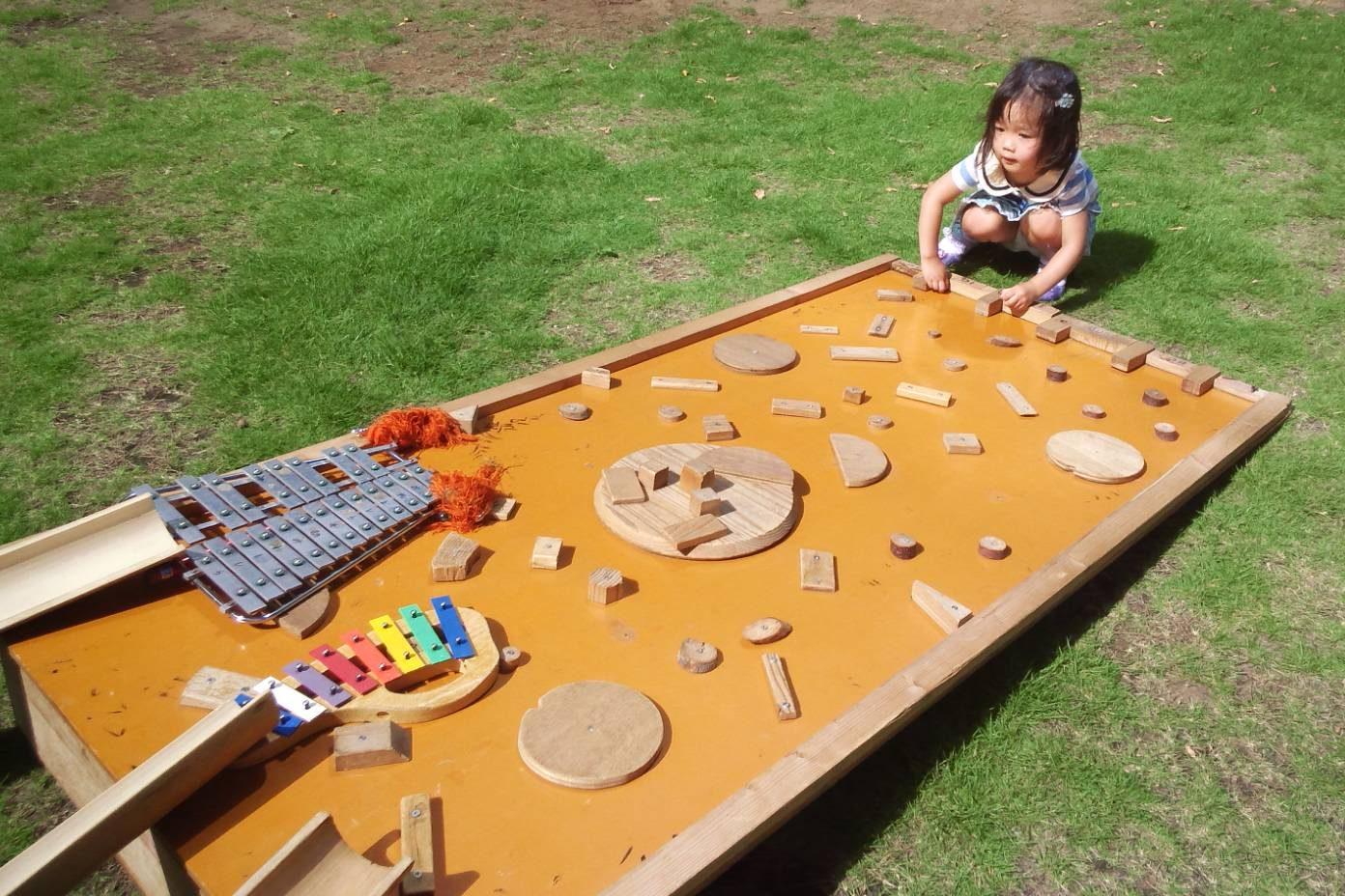 神田淡路町ワテラス◆月イチの子どもの遊び場が楽しい