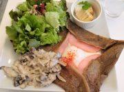 ガレットを食べるならここ!「MEZZO FORTE(メゾ・フォルテ)」@下総中山