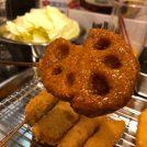 コスパバッチリ!熱々の串カツと馬肉の燻製がうまい!~串カツ 仙大屋~