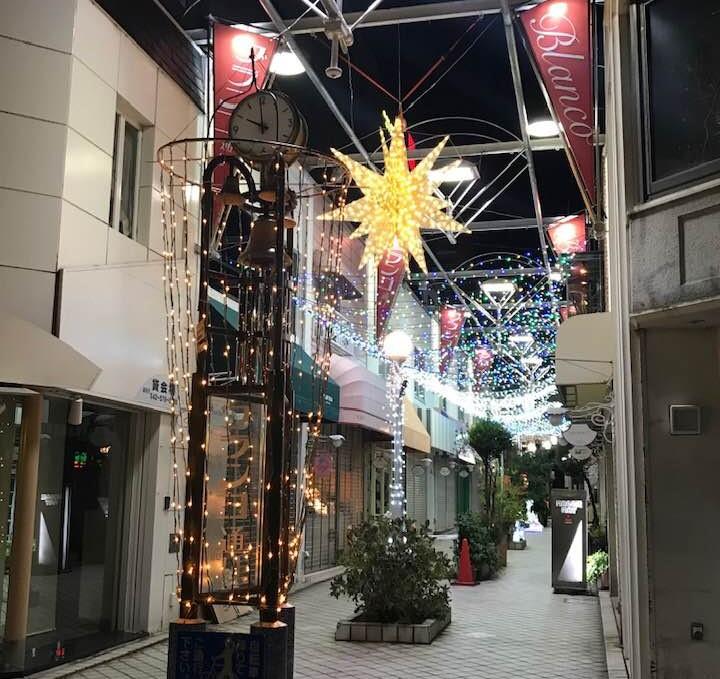 国立ブランコ通り (2)
