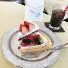 【宇都宮】ショーケースから選べる!「セレクト」のランチ限定ケーキセット