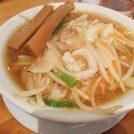 センター南の中華の名店!ウミガメ食堂で「サンマー麺」「ワンタン麺」を食す