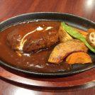 肉汁じゅわ〜〜!吹田「シェフのハンバーグ」の黒毛和牛のハンバーグが絶品すぎる!