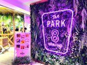 【開店】12月19日ルミネエスト8階に開放的なフードエリア「The PARK SHINJUKU」オープン