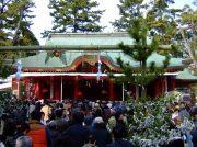 2020年の幸運を願って!神戸・阪神間の初詣スポット 15選