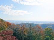 晩秋の太平山をハイキング~謙信平を目指して~