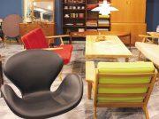 シンプルで美しい北欧のヴィンテージ家具に出合える店 kjaerlund