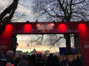 ロンドン冬の風物詩『ウインターワンダーランド』!!