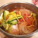 大阪今里「冷麺館 生野本店」でホルモン鍋セット1人2000円!寒い日にも食べたい手打ち冷麺も